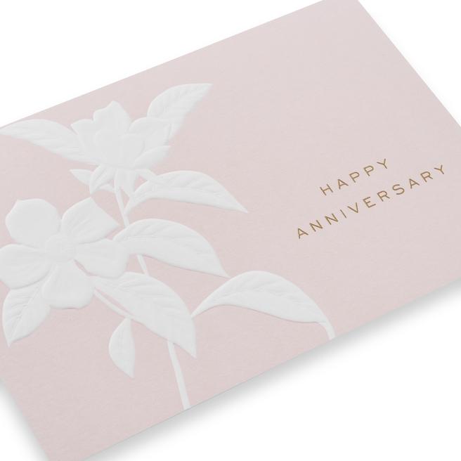 Floral アニバーサリーカード
