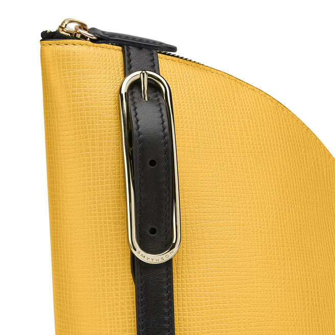 Panama 1/4 Moon Crossbody Bag