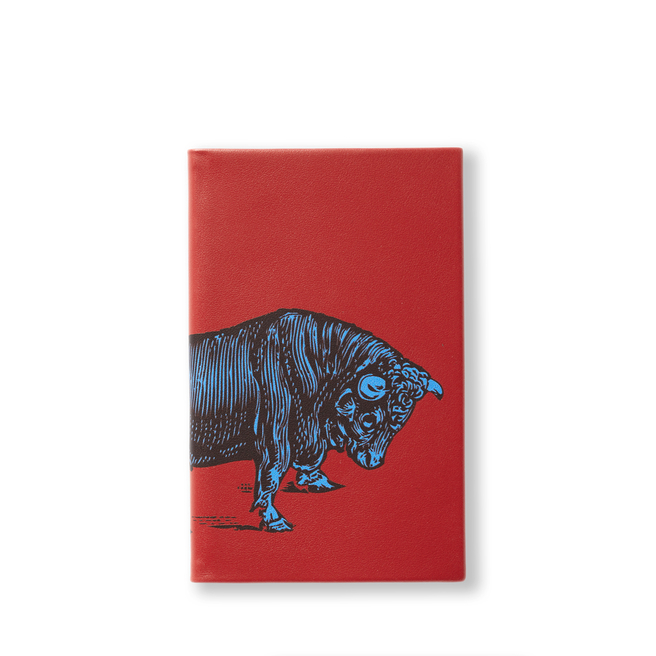 Animal Bull Panama Notebook