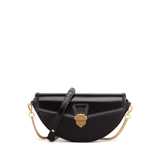Madison Semi Circle Crossbody Bag