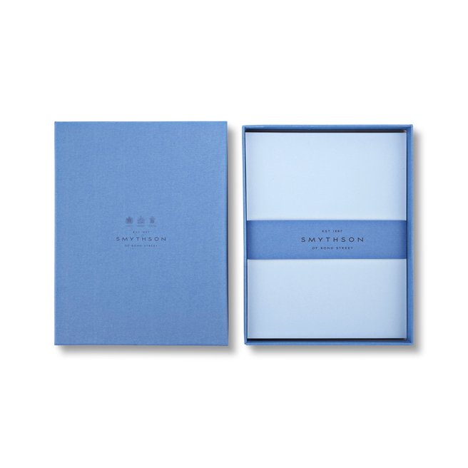 Bond Street Blue Kings Writing Paper