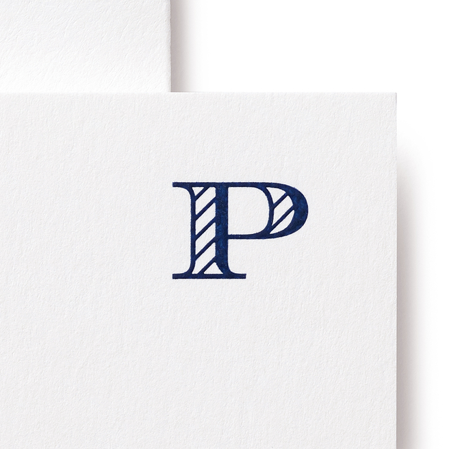 P Alphabet Cards