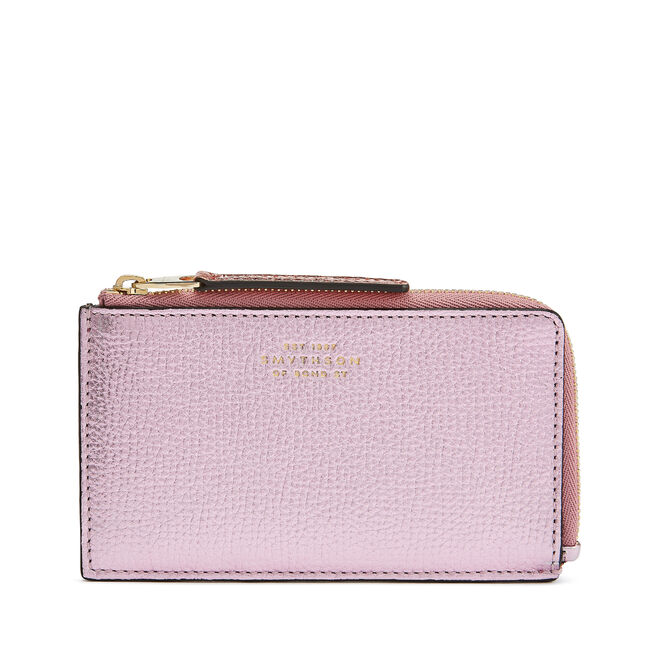 Wigmore Flat Coin Purse