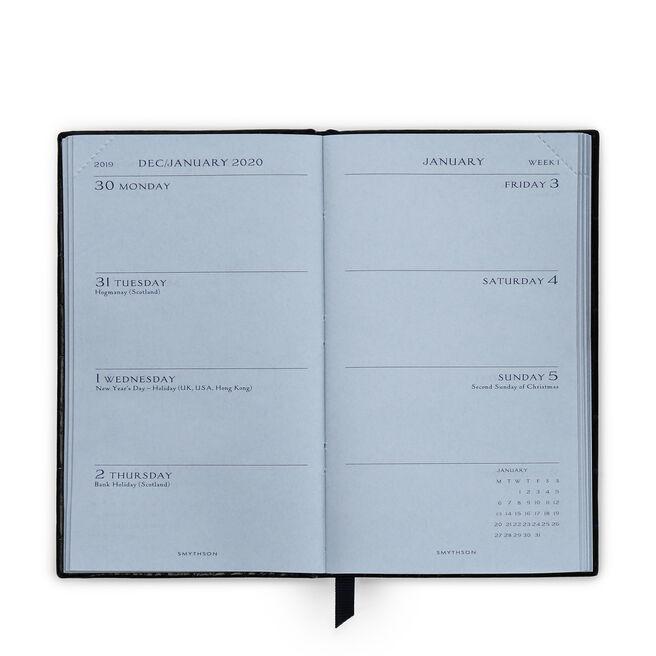 2020 Panama Diary with Pocket