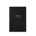 Bold Thinking Chelsea Notebook