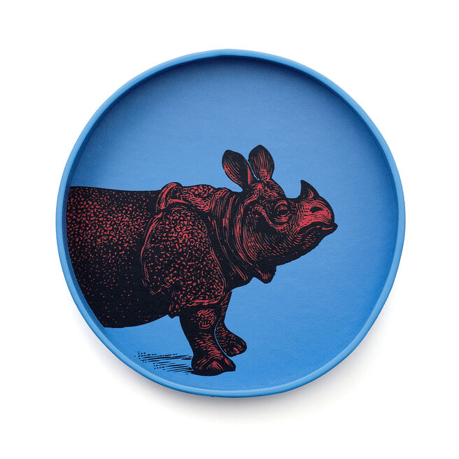 Bond Animal Rhino Key Tray