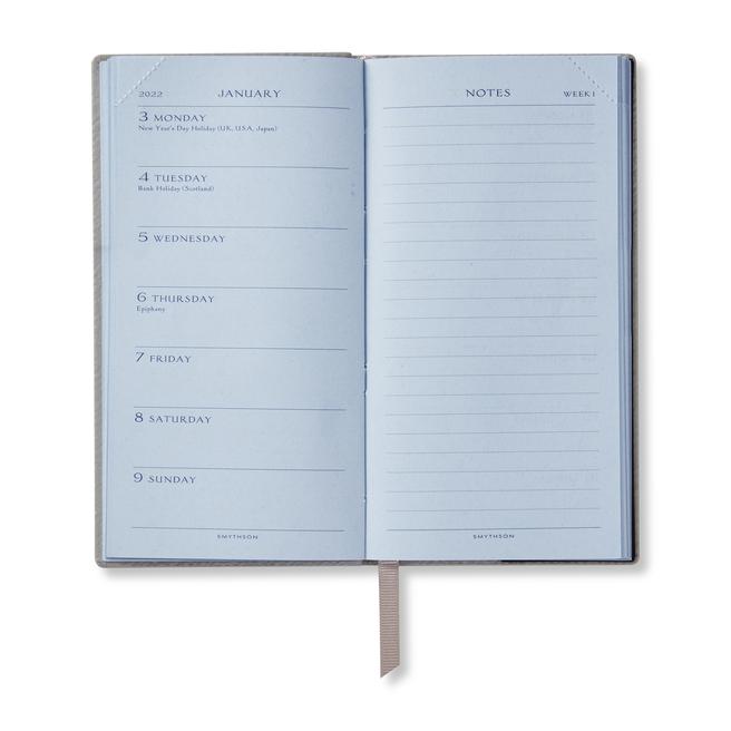 Memoranda Terminkalender 2022 mit Fach