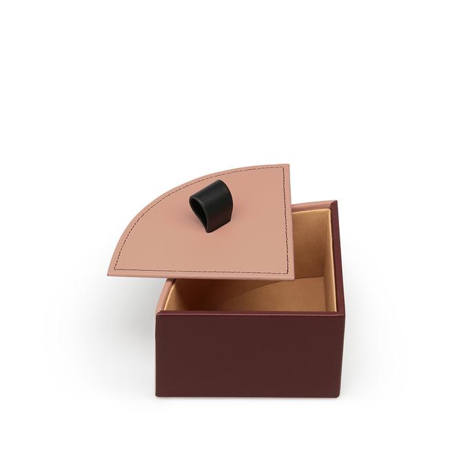 Bond 1/4 Circle Box