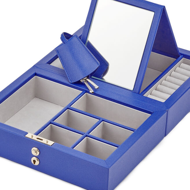 Grosvenor Mini Travel Jewellery Box