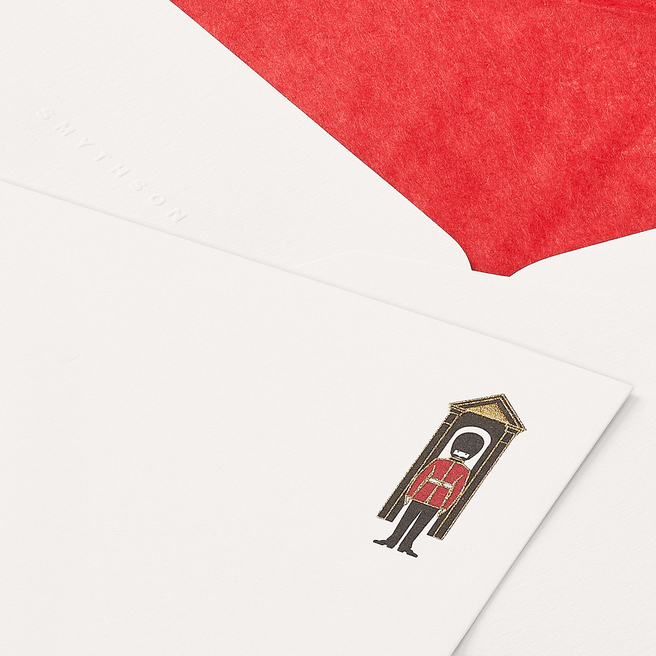 Royal Guard Correspondence Cards