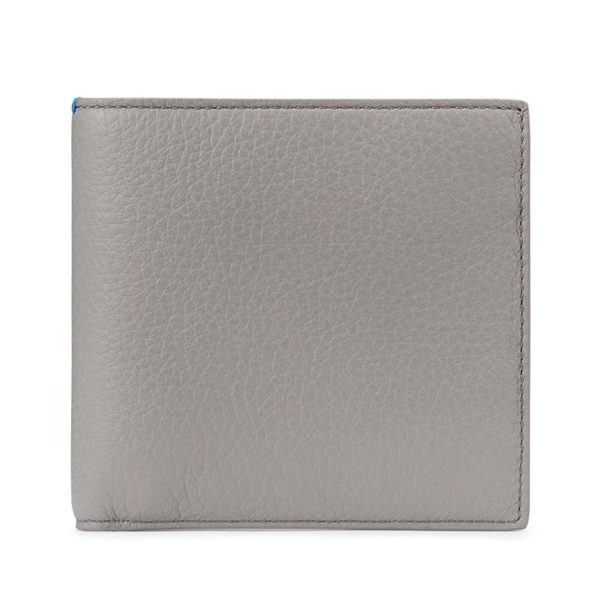 Burlington 8 Card Wallet Cold Grey