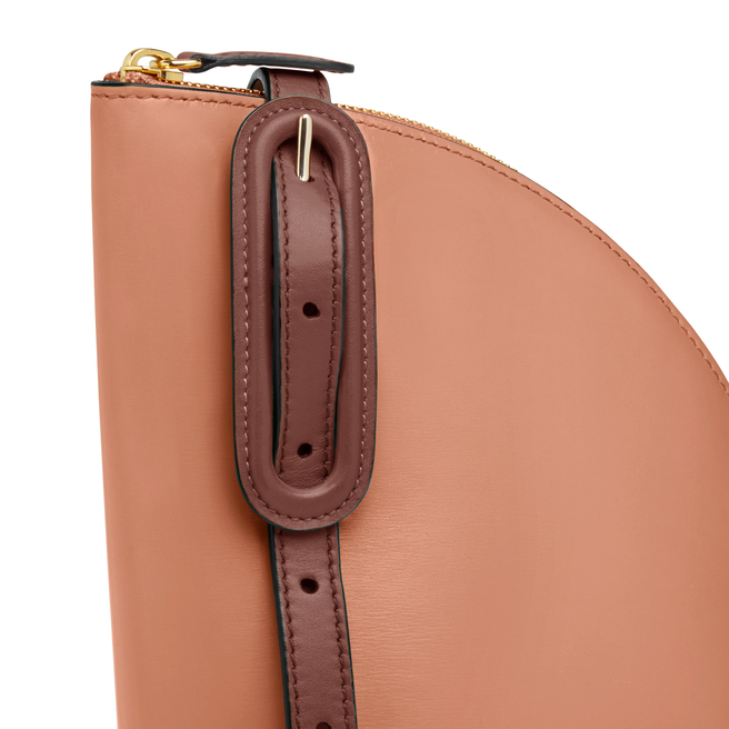 Madison 1/4 Moon Crossbody Bag