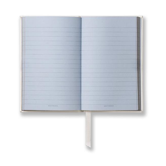Jingle Belles' Wafer Notebook White