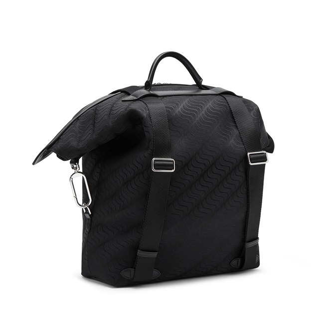 'S' Monogram Large Transformable Backpack