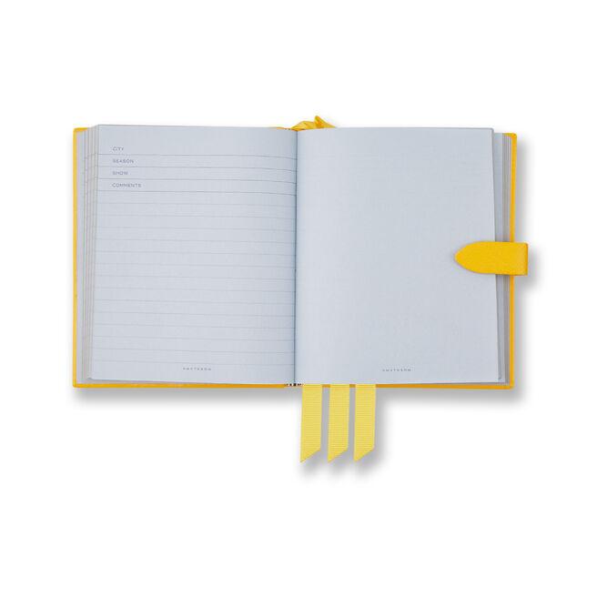 Runway Notes Premier Notebook