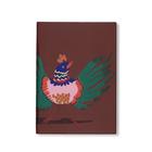 Bird Print Soho Notebook