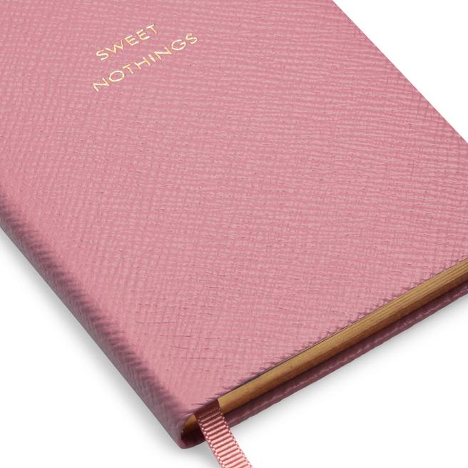 Sweet Nothings Panama Notebook