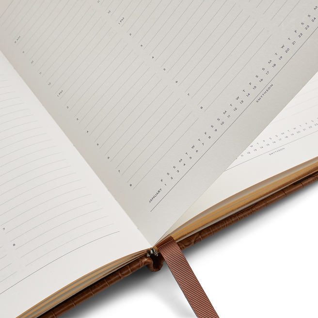 2021 Mara Kings Diary with Pocket