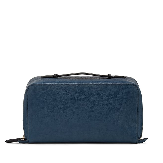 Ludlow Large Diagonal Zip Washbag