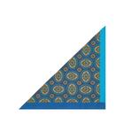 Silk Small Triangle Scarf
