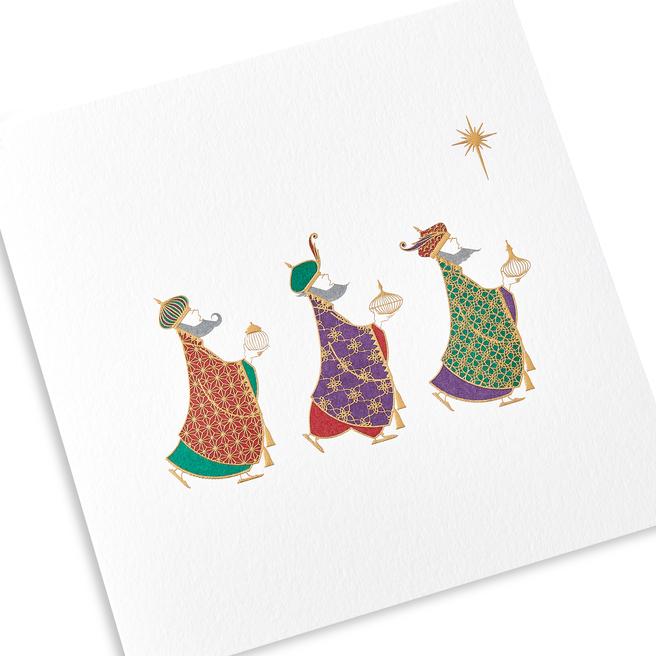 3 Kings Christmas Card Set