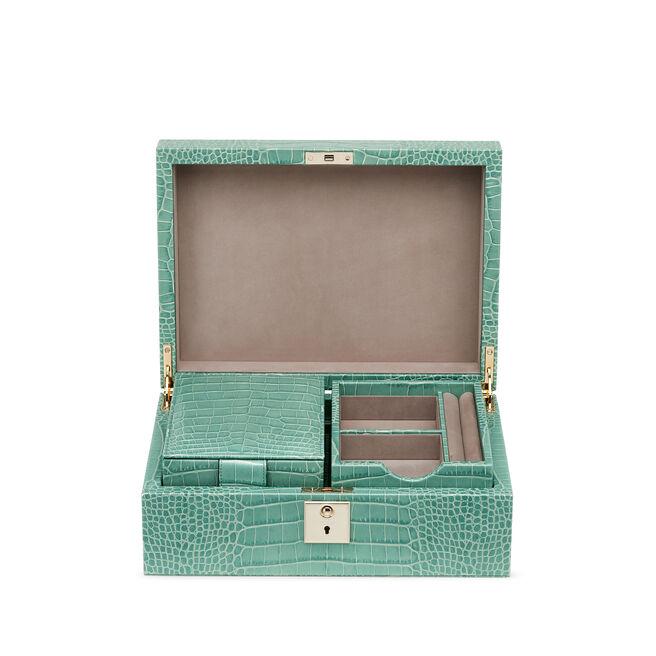 Mara Jewellery Box with Travel Tray