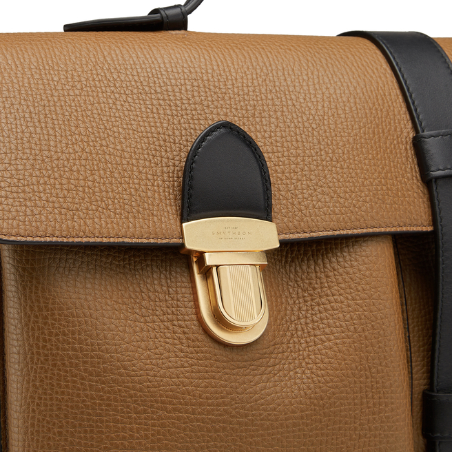 Ludlow Satchel Messenger Bag