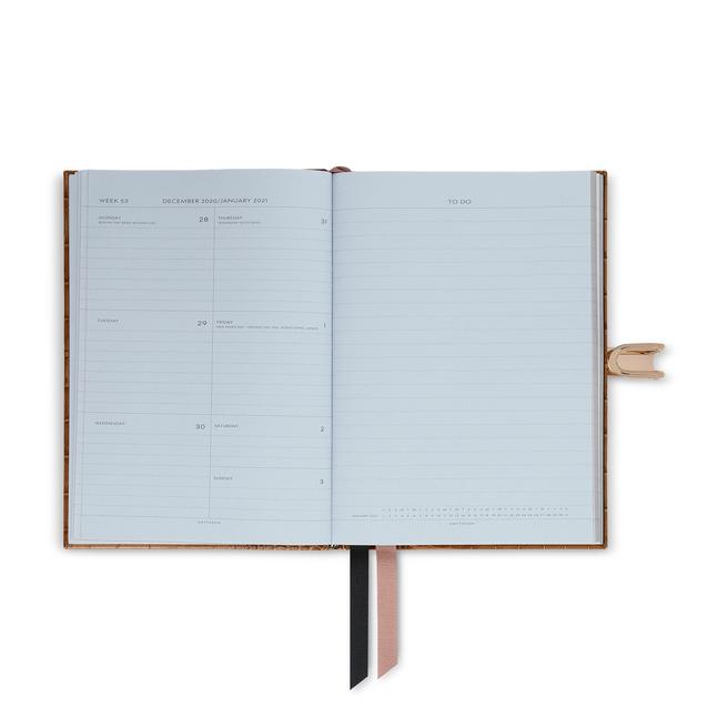 2021 Mara Soho Diary with Pocket