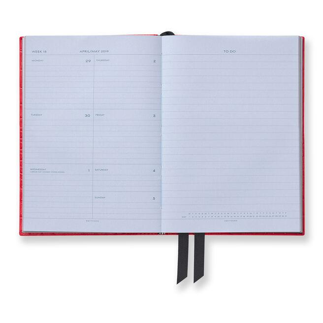 2019 Soho Diary with Pocket