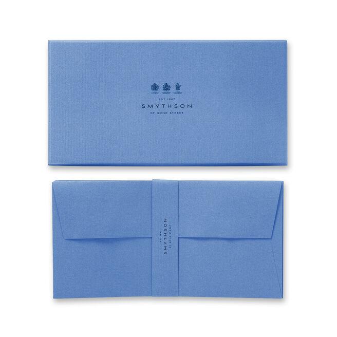 Nile Blue A4 Envelopes