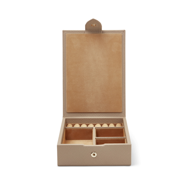 Panama Travel Tray Jewellery Box
