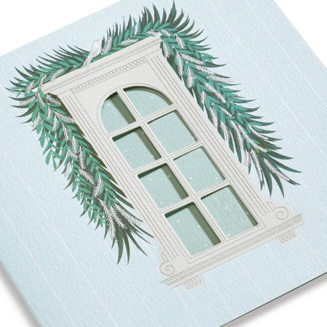 Christmas Window Cards