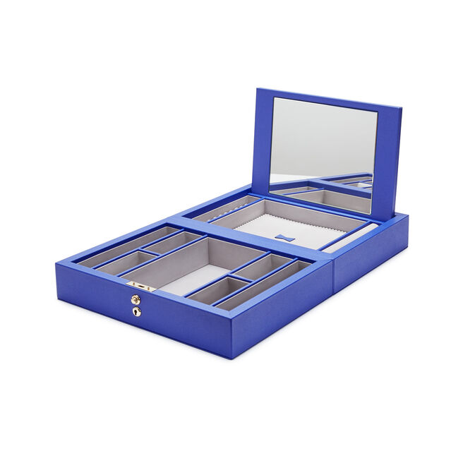 Grosvenor Travel Jewellery Box
