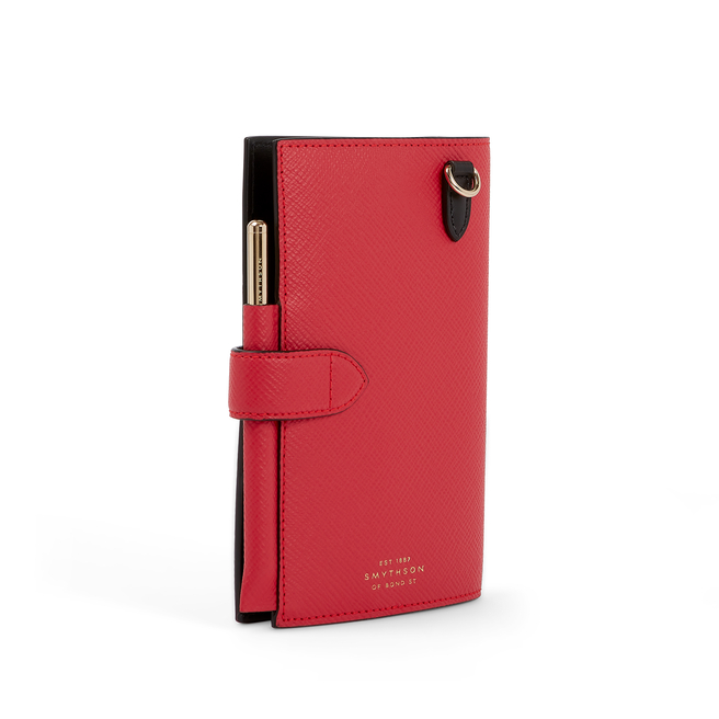 Panama Notebook Organiser with Strap