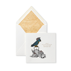 Polly Parrot Birthday Card