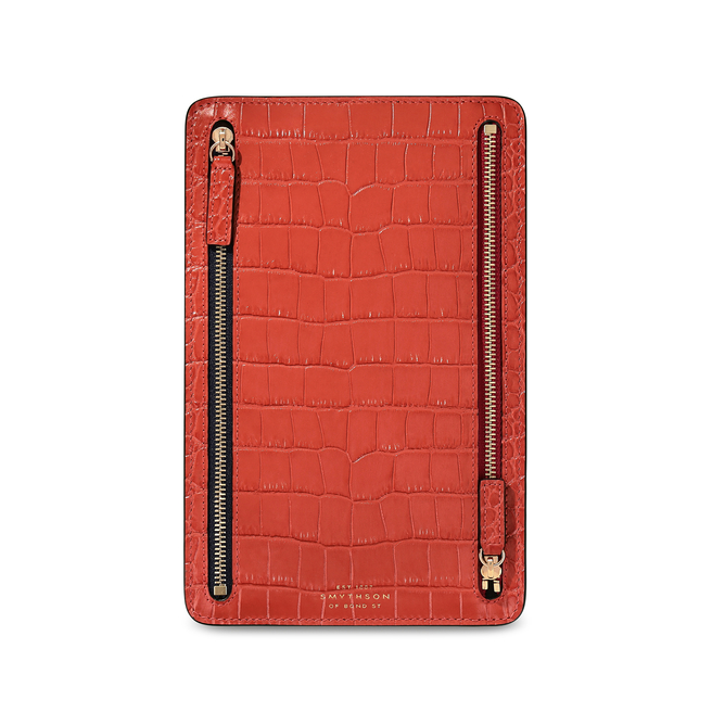 Mara Zip Currency Case