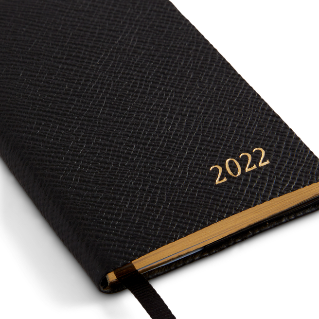 2022 Wafer Diary with Pocket