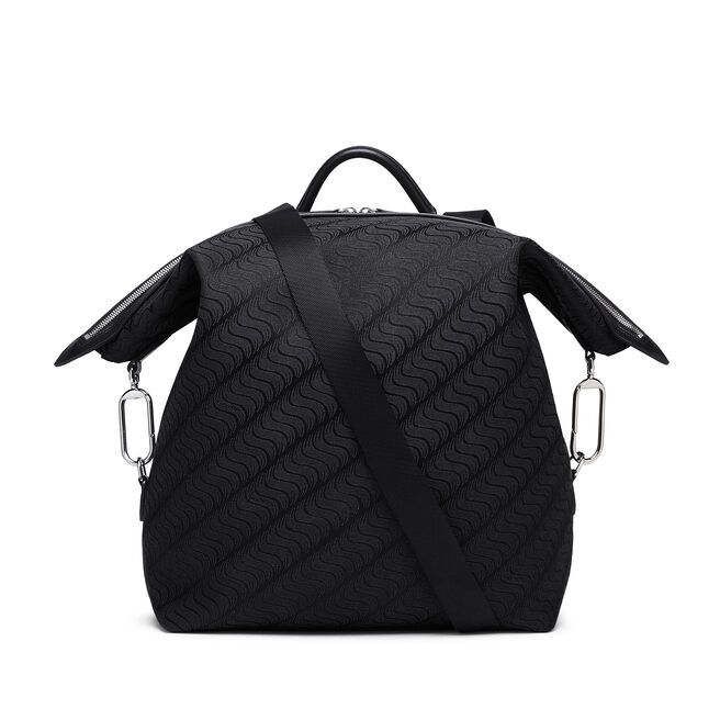 S Monogram Large Clip Down Rucksack