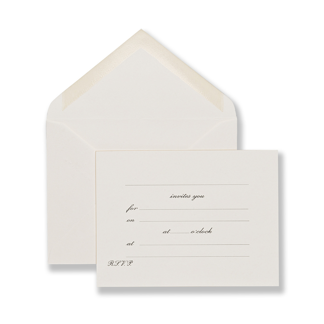 Invites You Invitation Cards