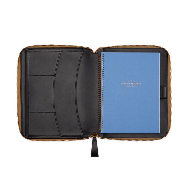 Ludlow A5 Zip Writing Folder