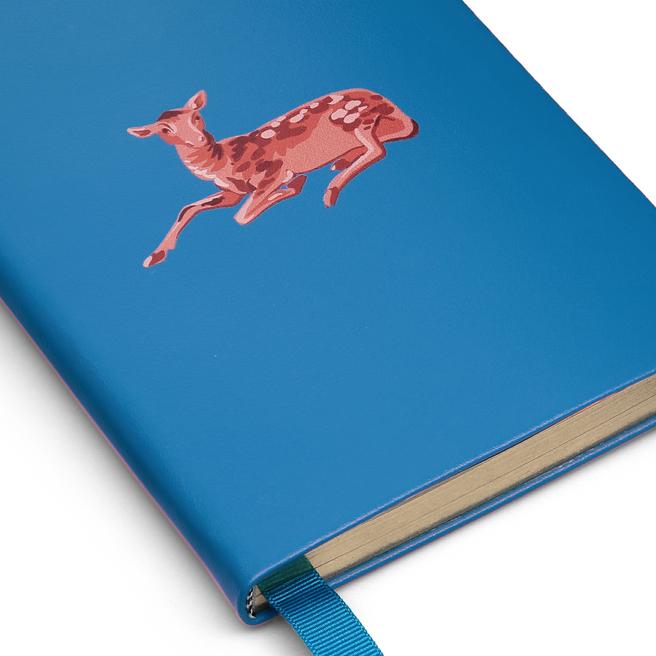 Menagerie Deer Chelsea Notebook