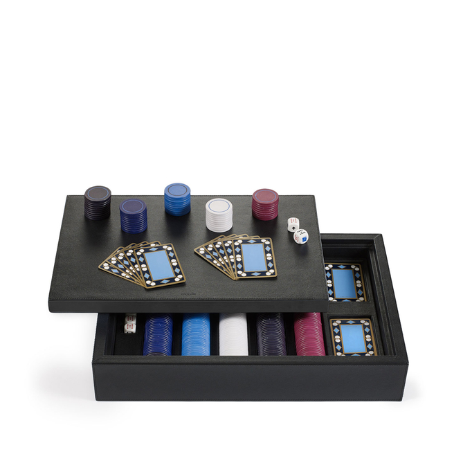 Grosvenor Poker Set
