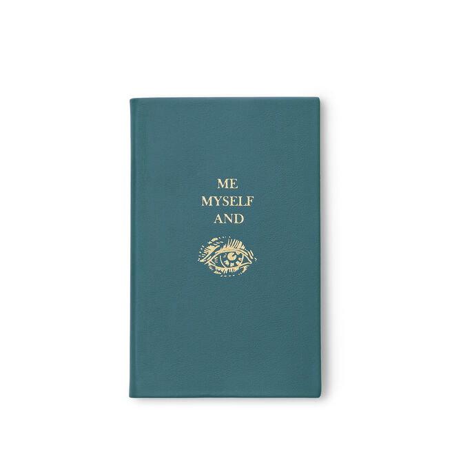 Me, Myself and I Panama Notebook