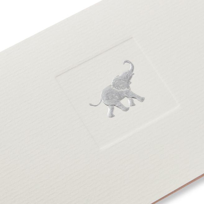 Large Elephant Notelets