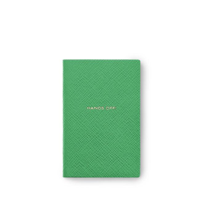 Hands Off Wafer Notebook