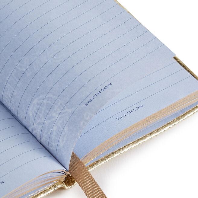 Festive Stars Panama Notebook