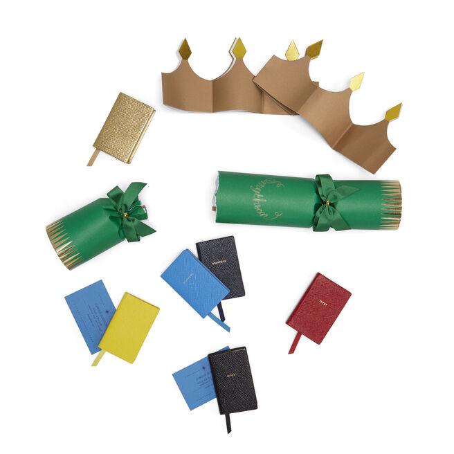 Box of 6 Luxury Christmas Crackers