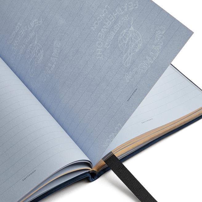 Soho Couture 3D Bird Applique Notebook