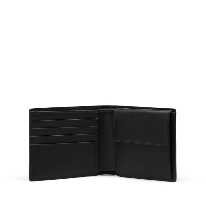 Portafoglio con tasca portamonete Panama