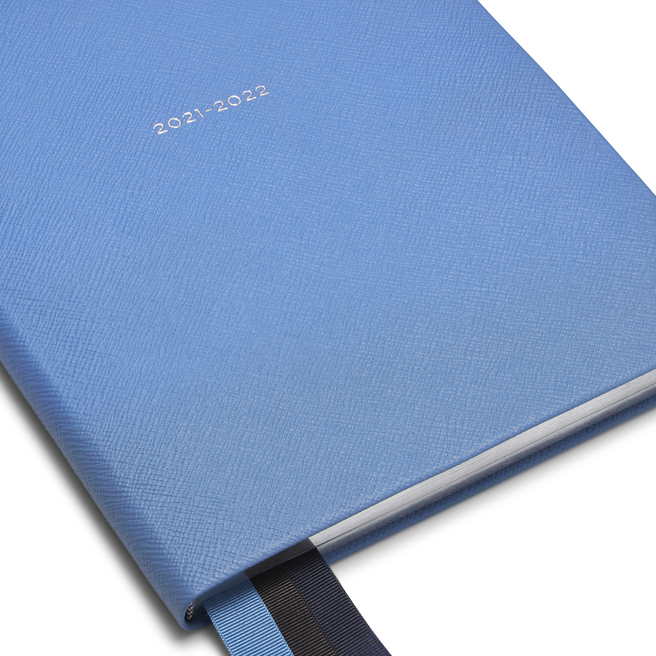 2021/22 Mid-Year Portobello Diary with Pocket